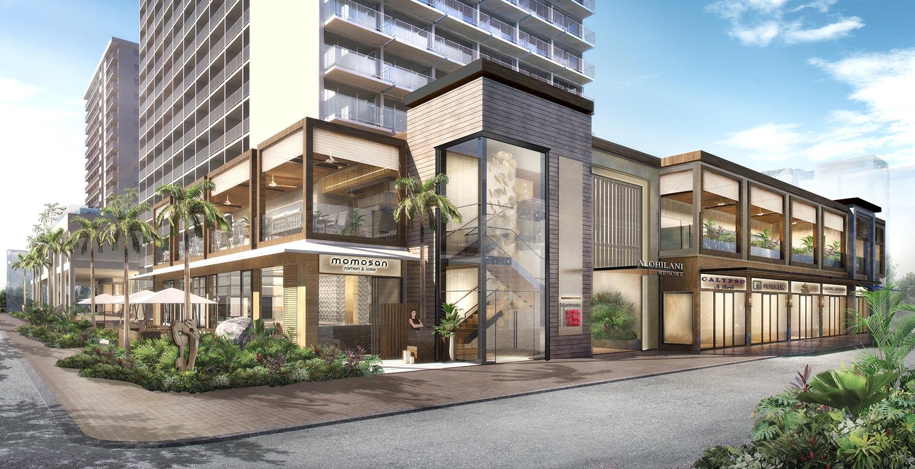 Morimoto Asia Waikiki Now Open at the Alohilani Resort